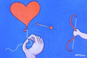 Cupid's Arrow#3.
