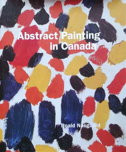 Abstract Painting In Canada.