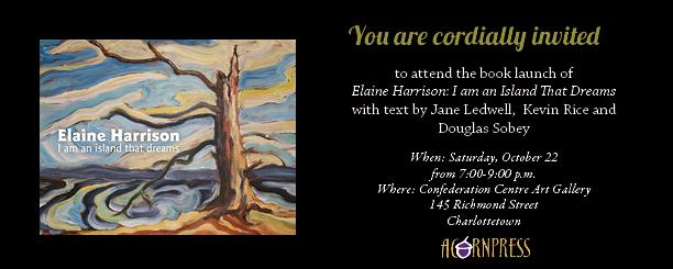 Elaine Harrison Book Launch.