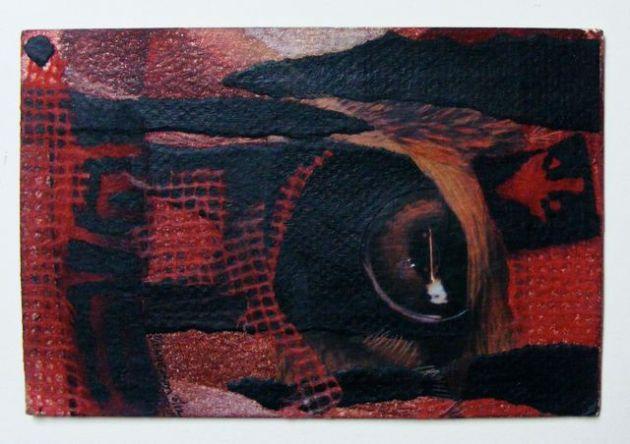 Postcard. Judy Bergerson.