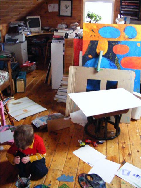 Studio Again.