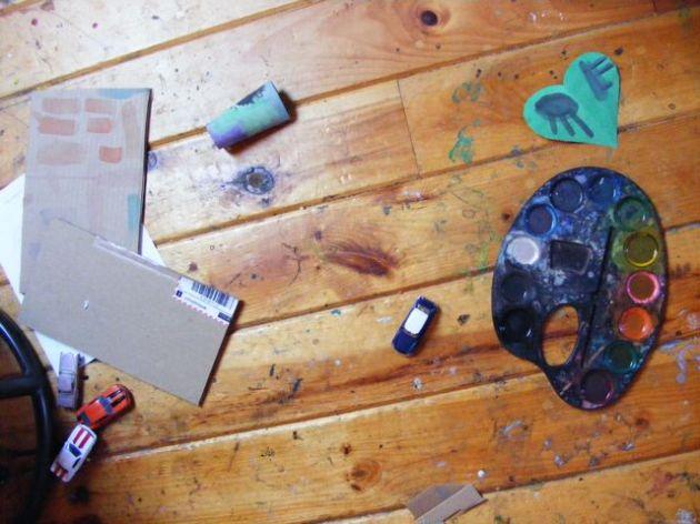 Studio Floor.