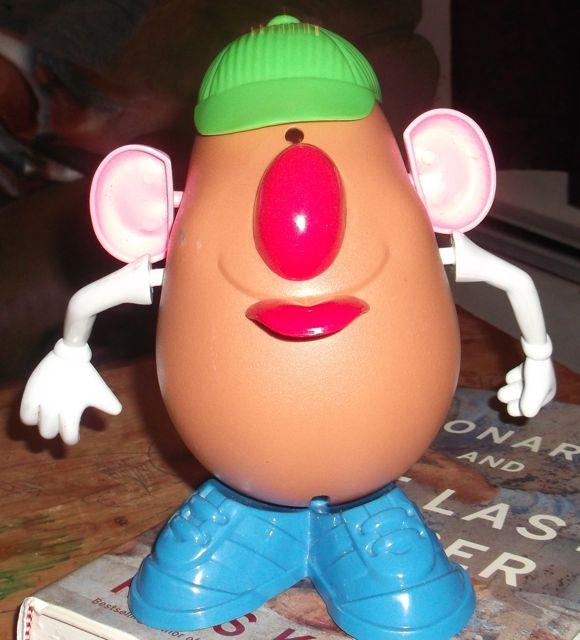 Mr Head