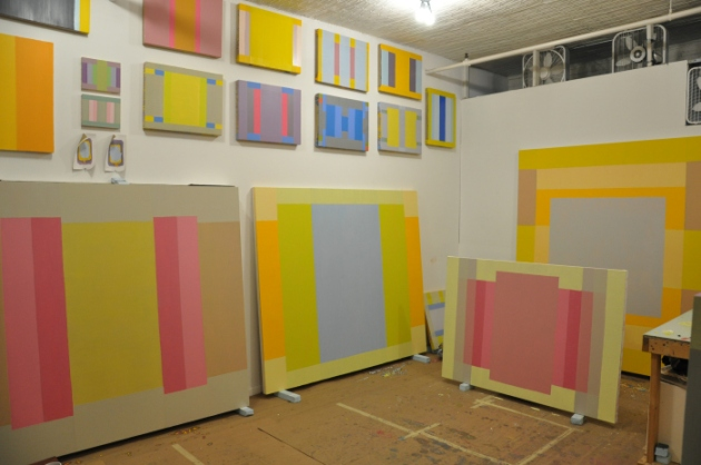 Studio of Matthew Neil Gehring.