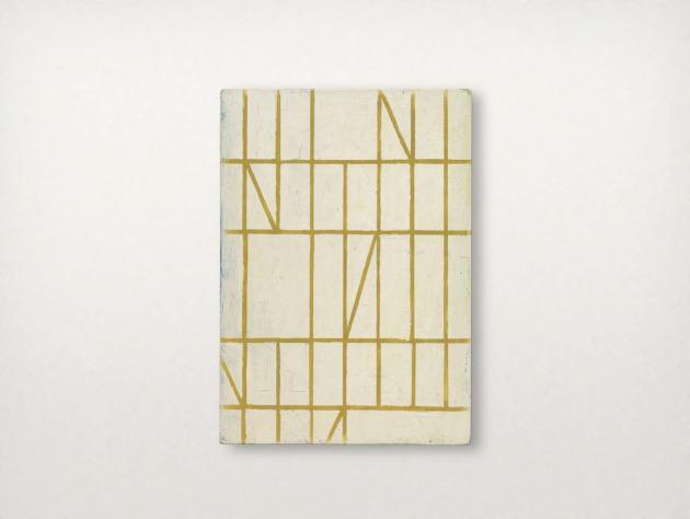 Untitled, 2012  /  Acrylic on plywood,  21 x 29 cm