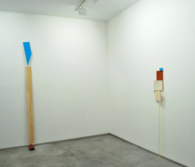 untitled (on point) and untitled (restings)...both 2011.
