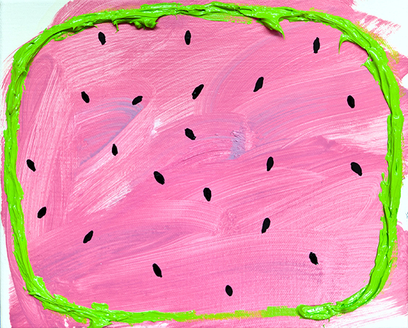 Watermelon with KB, 2013
