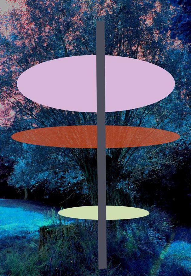 "Blue ""Saule"", 2013"