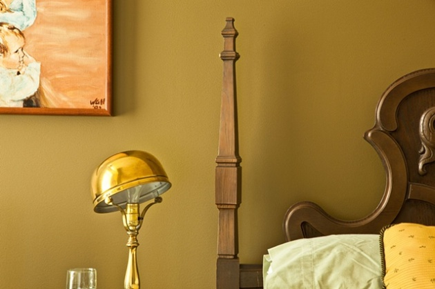 "Detail of diptych: Guest Bedroom, Charottetown, Prince Edward Island/Baltimore Museum of Art. 2012 inkjet print 23"" x 68"""