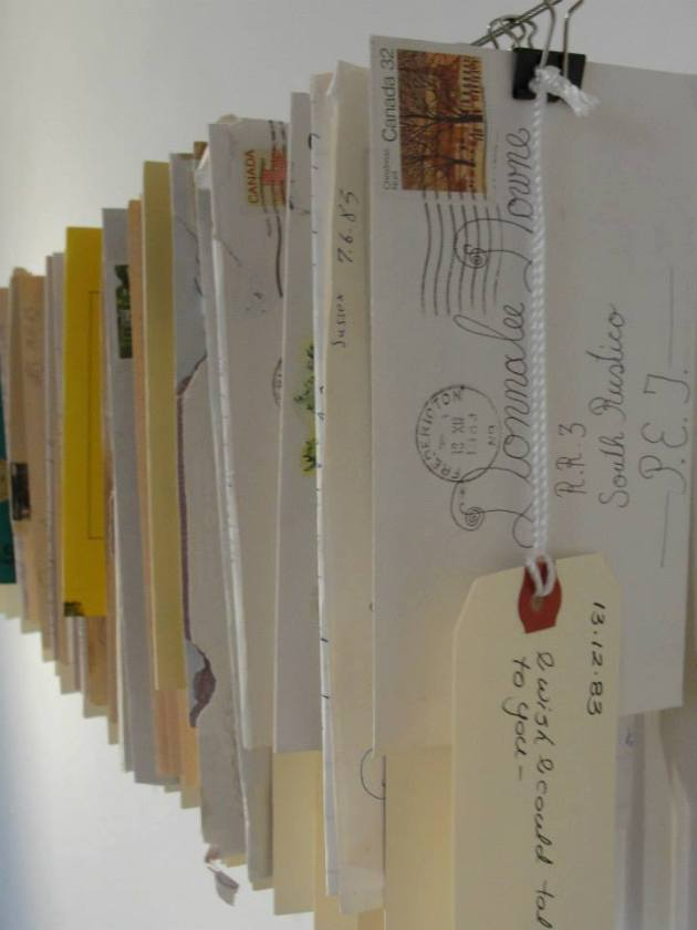 The Mailroom: 59 Love Letters