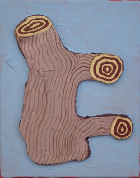 Log II by Sean Montgomery