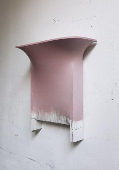 Be good to me - 2012 - Bois, toile et huile - env. 42 x 30 x 15 cm