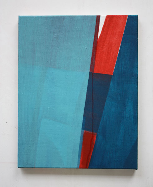 Untitled, 201306, 18x14 inches, oil on linen