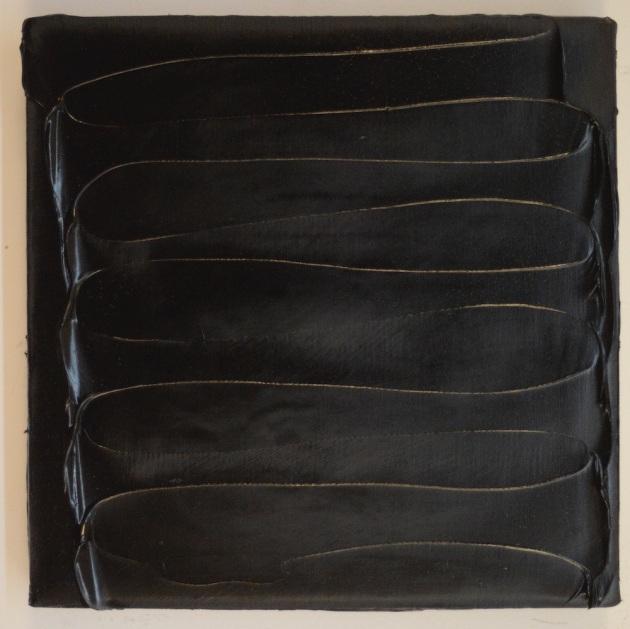 James Austin Murray, oil on canvas, 2013