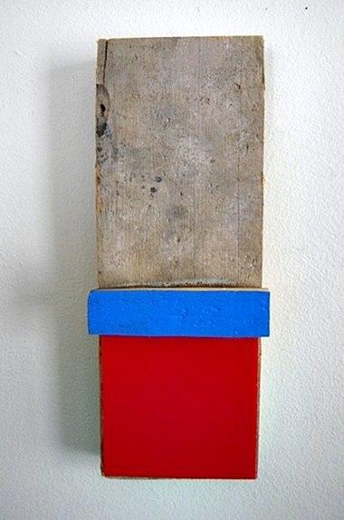 Tom Duimstra, Rood En Blauw