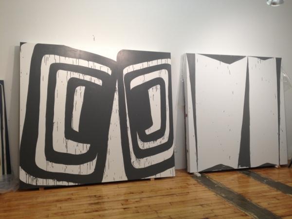 Amy Feldman, Studio.