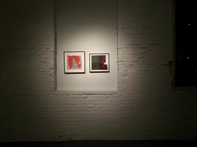December 2013 Pair, Proto Gallery Hoboken, New Jersey, USA, (curated by Ian White Williams)